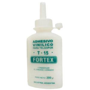 COLA P/ TERGOPOL Fortex 200 gr c/ pico 24 unid
