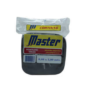 CORTINA ANTIM. MASTER SUPER 0.80 x 2 m marron 36 unid