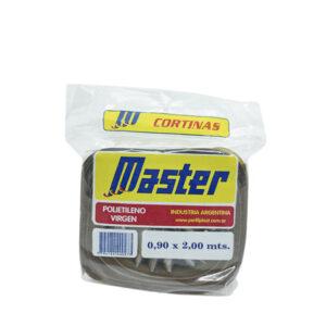 CORTINA ANTIM. MASTER SUPER 0.90 x 2 m beige 36 unid