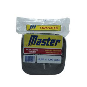 CORTINA ANTIM. MASTER SUPER 0.90 x 2 m marron 36 unid