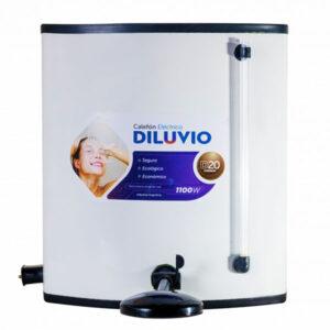 CALEFON enloz. grifo nylon Res. ac./inox. premium 20 lts. Diluvio unid