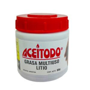 Aceitodo grasa multiuso litio  90 gr 12 unid