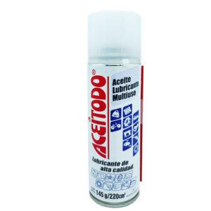 Multiuso aerosol 220 cm3 Aceitodo 12 unid