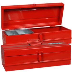 CAJA P/ HERR. METALICA Nº  2 especial C/bande. 390-150-120 unid