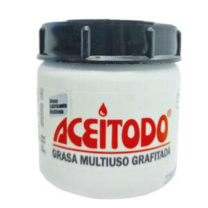 Aceitodo grasa multiuso grafitada 90 gr 12 unid