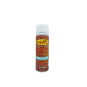 ESMALTE SINT. AER. BARNIZ 240 ml antioxido gris Kuwait 12 unid
