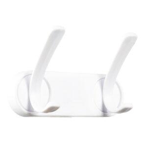 PERCHA AUTOADHESIVA Ars Plastic confort doble b x 1 unid