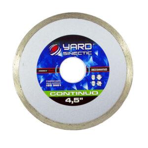 DISCO DIAMANT. CONTINUO 4.5′ 115 Yard Sinectis unid