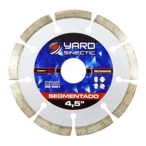 DISCO DIAMANT. SEGMENTADO 4.5′ 115 Yard Sinectis unid