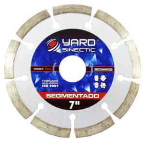 DISCO DIAMANT. SEGMENTADO 7′ 180 Yard Sinectis unid