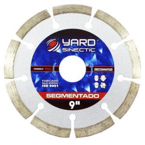 DISCO DIAMANT. SEGMENTADO 9′ 230 Yard Sinectis unid